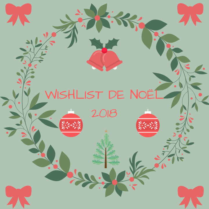 Wishlist de noël2018