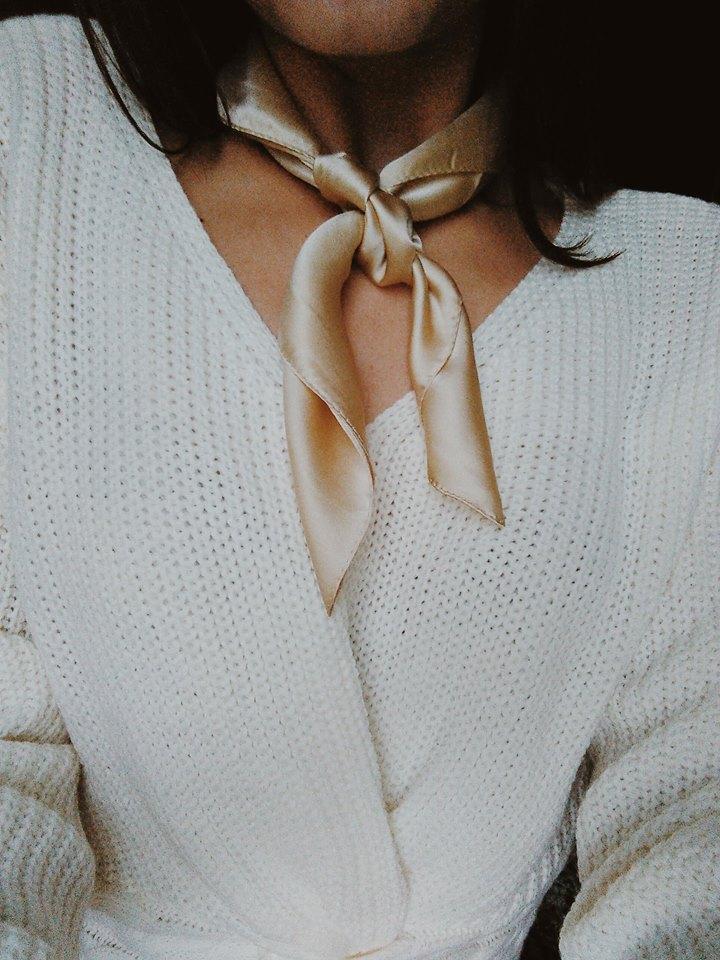 L'Allée du foulard à toncou